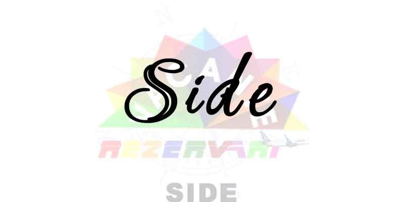 Side Sunberk