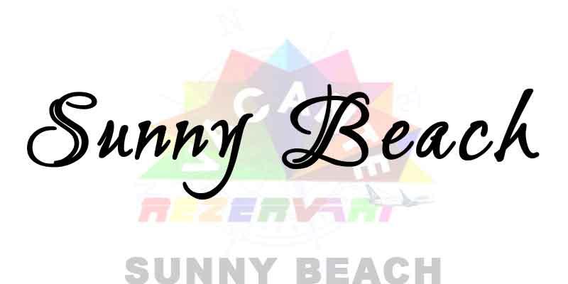 SUNNY BEACH - Bulgaria - Oferte turistice - vacanta de vara pe litoral, cu reduceri early booking, promotii, oferte speciale grupuri.